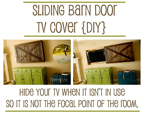 10 Brilliant Ways To Disguise Your Flat Screen Tv Diy