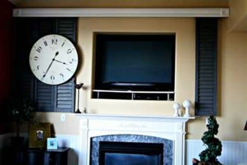 10 Brilliant Ways To Disguise Your Flat Screen Tv Page 2