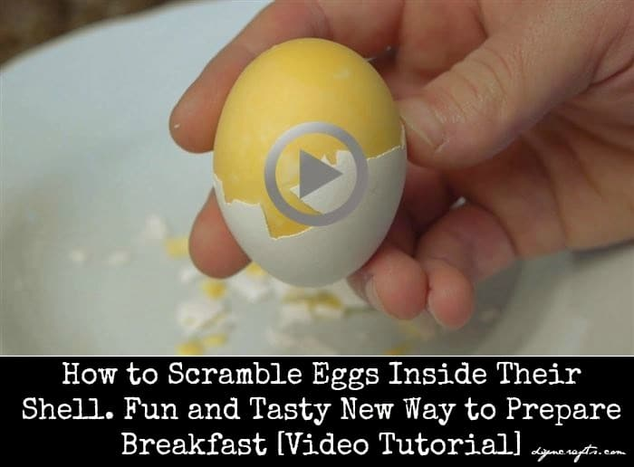 Hard Boiled Eggs For Easter Decorating