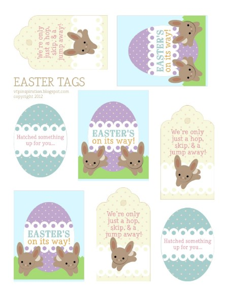 Crafty easter printables for perfect holiday projects