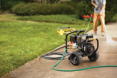 Pressure Wash The Driveway - 150 Remarkable Projects and Ideas to Improve Your Home's Curb Appeal
