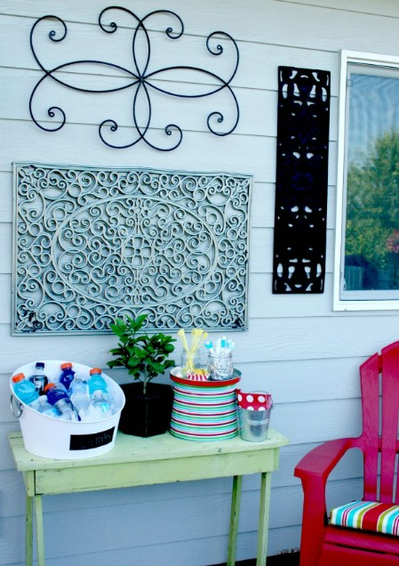 Add Outdoor Wall Art - 150 Remarkable Projects and Ideas to Improve Your Home's Curb Appeal