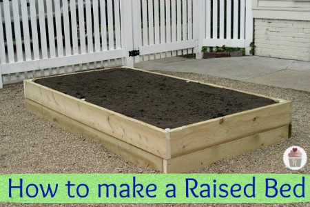Create A Raised Flower Bed - 150 Remarkable Projects and Ideas to Improve Your Home's Curb Appeal