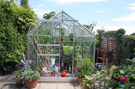 Build Your Own Greenhouse - 150 Remarkable Projects and Ideas to Improve Your Home's Curb Appeal