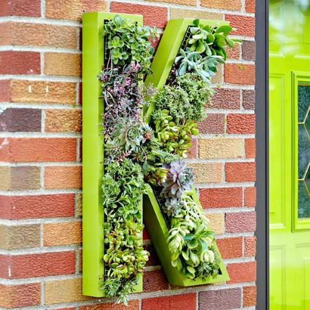 Add A Living Monogram - 150 Remarkable Projects and Ideas to Improve Your Home's Curb Appeal