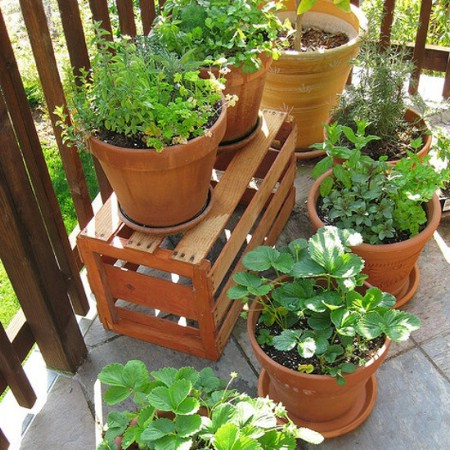 Add A Container Garden - 150 Remarkable Projects and Ideas to Improve Your Home's Curb Appeal