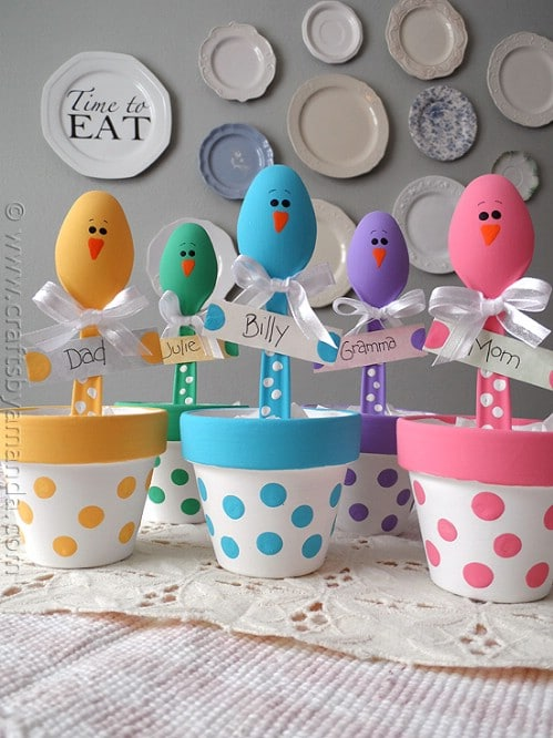 Fabulous easter decorations you can make yourself diy
