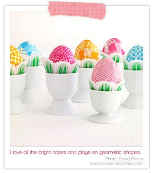 Traditional Designs Easter Eggs - 80 Creative and Fun Easter Egg Decorating and Craft Ideas