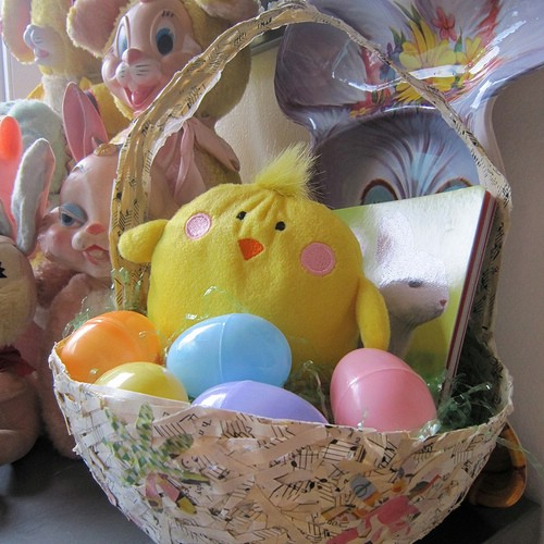 Musical Easter Baskets