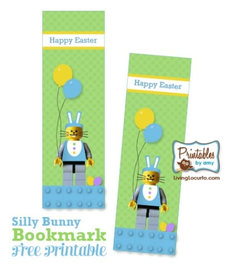 40 crafty easter printables for perfect holiday projects page 2 instructions livinglocurto easter bookmark printables 40 crafty easter printables for perfect holiday projects negle Choice Image