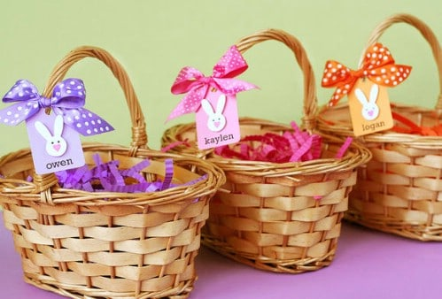 Craft Scissor Projects - 80 Fabulous Easter Decorations You Can Make Yourself