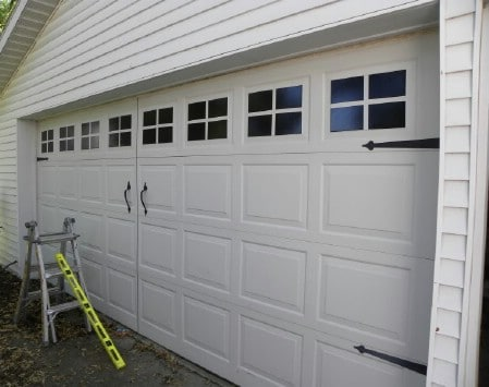 Add Garage Windows - 150 Remarkable Projects and Ideas to Improve Your Home's Curb Appeal