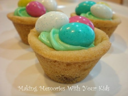 Easter Egg Hunt Cookies - 100 Easy and Delicious Easter Treats and Desserts