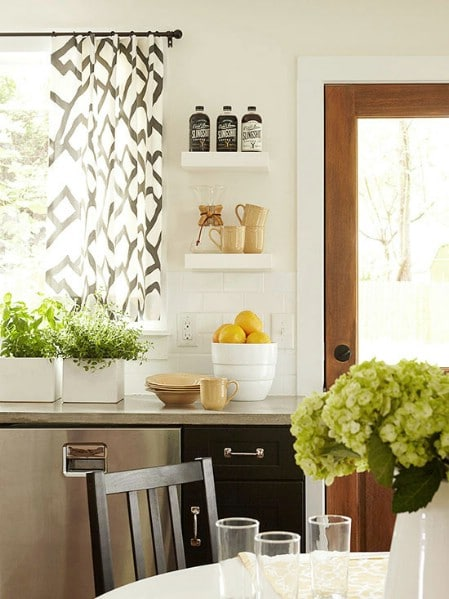 Add Window Treatments - 150 Remarkable Projects and Ideas to Improve Your Home's Curb Appeal