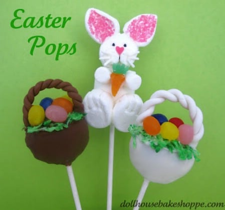 Easter Pops - 100 Easy and Delicious Easter Treats and Desserts