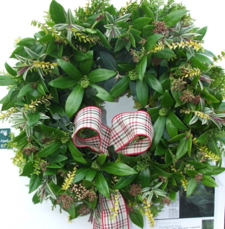 Hang A Wreath - 150 Remarkable Projects and Ideas to Improve Your Home's Curb Appeal