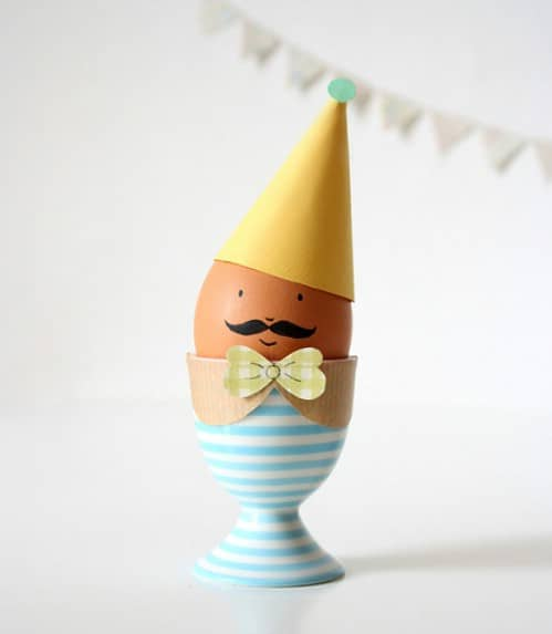 Whimsical Easter Eggs - 80 Creative and Fun Easter Egg Decorating and Craft Ideas
