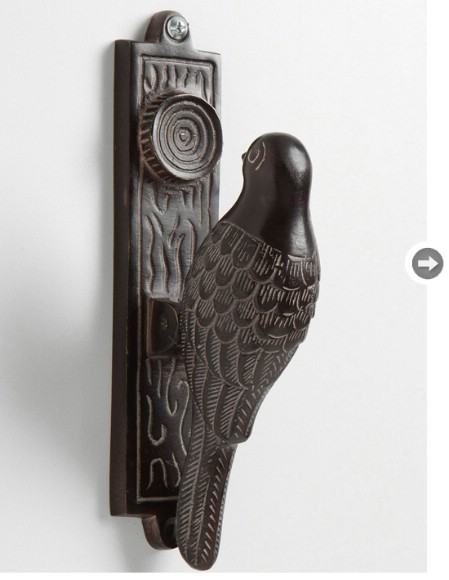 Add A Whimsical Door Knocker - 150 Remarkable Projects and Ideas to Improve Your Home's Curb Appeal