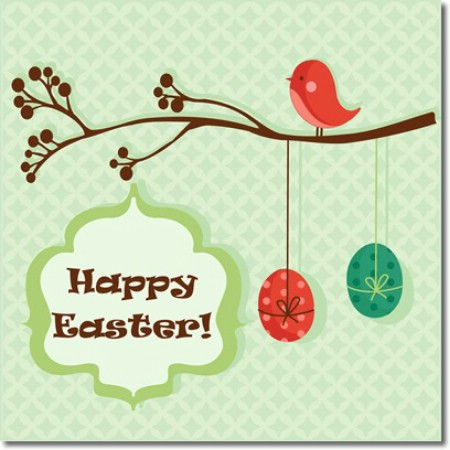 Easter Card Printables - 40 Crafty Easter Printables for Perfect Holiday Projects