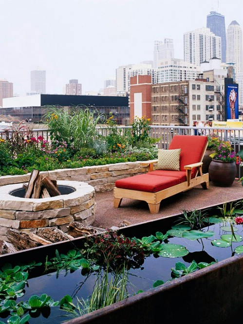 Rooftop Gardening - 40 Genius Space-Savvy Small Garden Ideas and Solutions