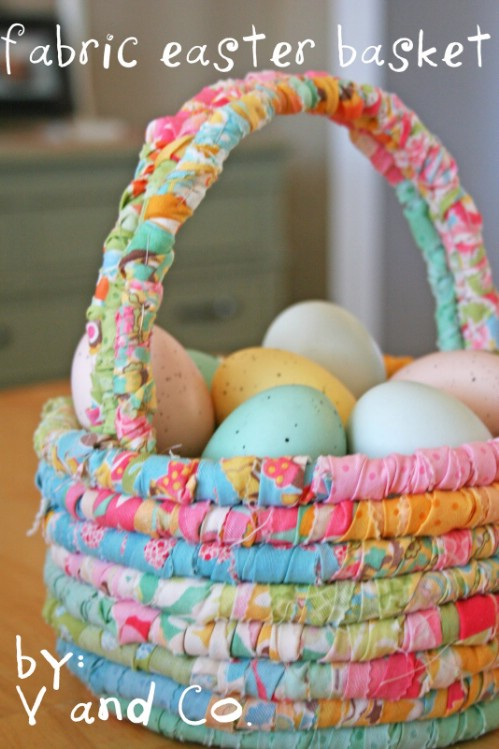 handmade easter baskets 25 and creative easter basket ideas diy 4113