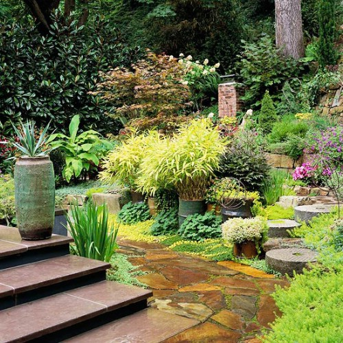 Photos For Best Rate Landscape Design: 40 Genius Space-Savvy Small Garden Ideas And Solutions