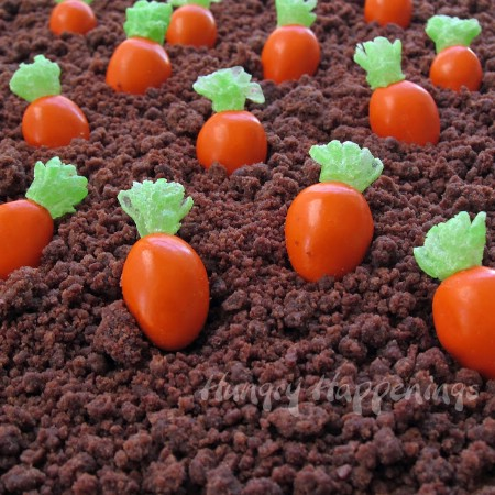 Candy Carrots - 100 Easy and Delicious Easter Treats and Desserts