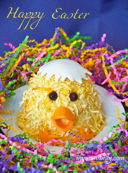 Baby Chicks Cakes - 100 Easy and Delicious Easter Treats and Desserts