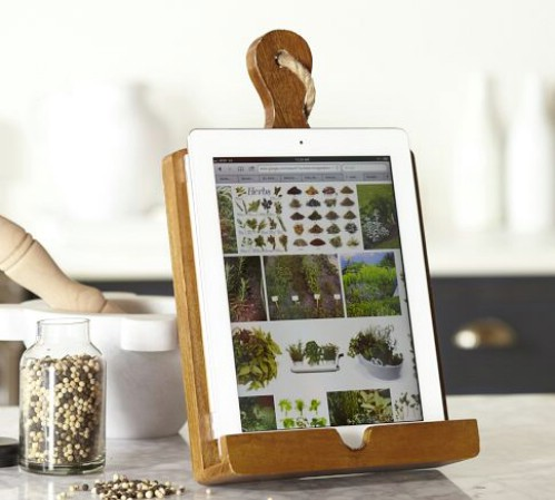 Kitchen Tablet Holder