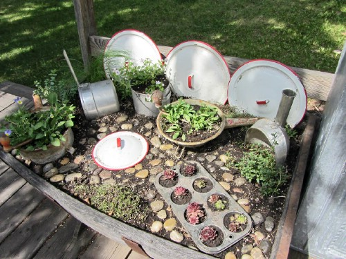 instructions organizedclutterqueen kitchen fairy garden 40 genius space savvy small garden ideas and solutions