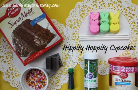 Hippity Hoppity Cupcakes - 100 Easy and Delicious Easter Treats and Desserts