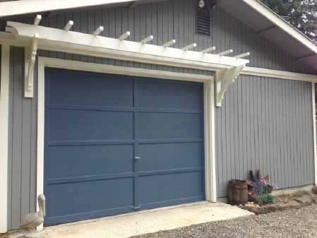 Add A Trellis Over The Garage - 150 Remarkable Projects and Ideas to Improve Your Home's Curb Appeal