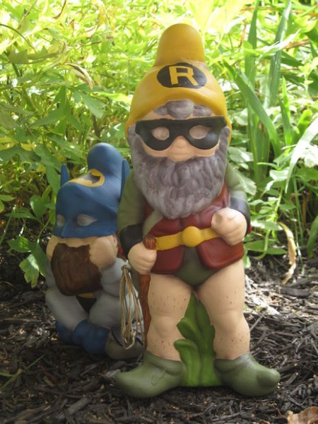 Add A Whimsical Gnome - 150 Remarkable Projects and Ideas to Improve Your Home's Curb Appeal