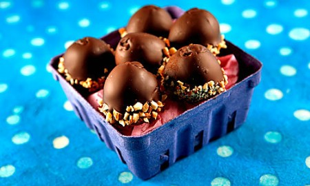 Chocolate Easter Truffles - 100 Easy and Delicious Easter Treats and Desserts