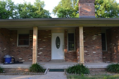 Build Porch Columns - 150 Remarkable Projects and Ideas to Improve Your Home's Curb Appeal