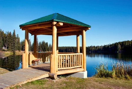Build A Gazebo - 150 Remarkable Projects and Ideas to Improve Your Home's Curb Appeal