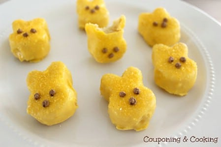 Homemade Peep Cakes - 100 Easy and Delicious Easter Treats and Desserts