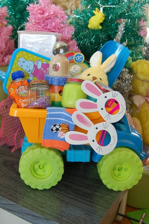 25 cute and creative homemade easter basket ideas page 2 of 5 baby easter baskets negle Choice Image