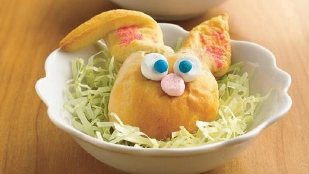 Bunny Puffs - 100 Easy and Delicious Easter Treats and Desserts