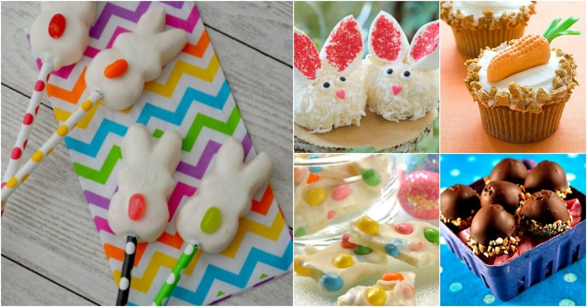 100 Easy And Delicious Easter Treats And Desserts DIY