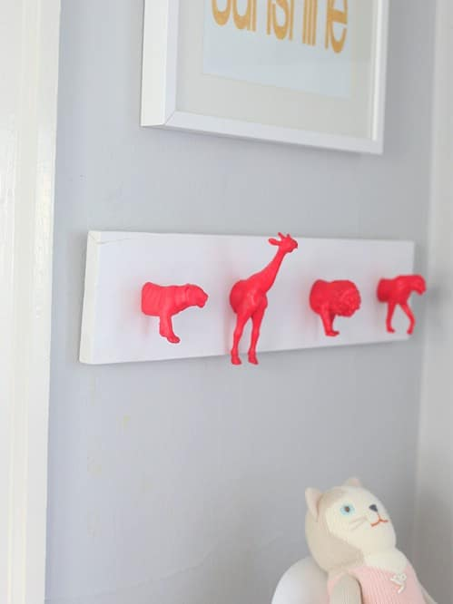Creative Wall Hooks 15 Unusual And Creative Repurposed Wall Hooks  Diy & Crafts