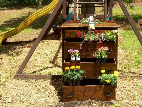Flower Chests