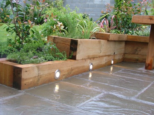 Raised Garden Bed On Legs Australia