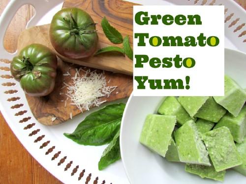 Stock Up On Pesto