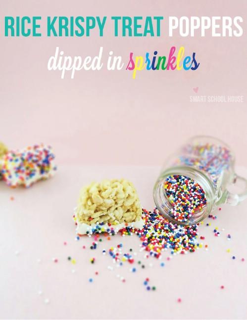 Make Rice Krispies Poppers