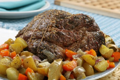 Grilled Pot Roast