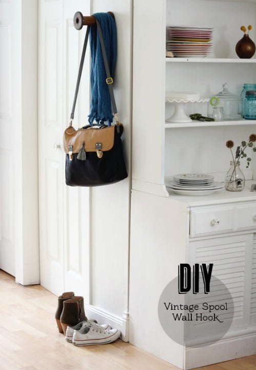 15 Unusual And Creative Repurposed Wall Hooks Page 2 Of