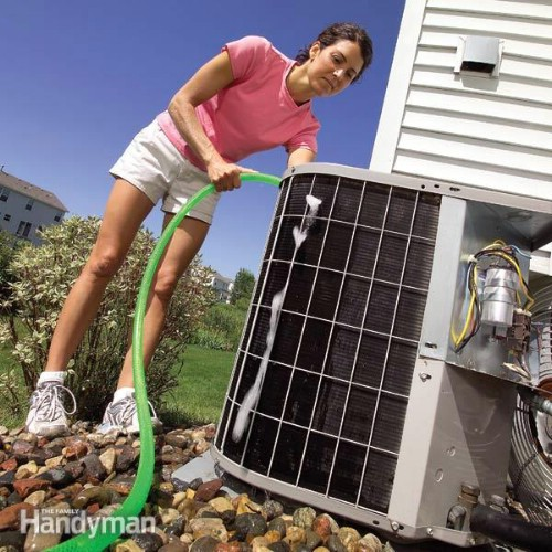 Easily Clean Your Own Air Conditioning Unit