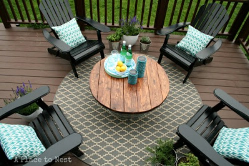 17 DIY Summer Backyard DIY Projects (Part 1)