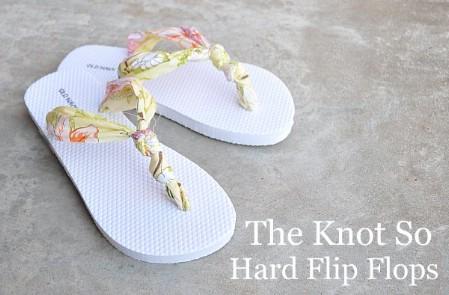 2e512473fbb084 15 Super Comfortable Flip-Flops and Sandals You Can DIY - DIY   Crafts